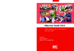 Albanian youth 2015