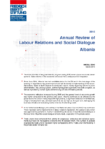 Annual review of labour relations and social dialogue