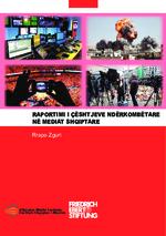 Raportimi i çështjeve ndërkombëtare në mediat shqiptare