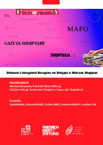 Diskursi i integrimit Evropian në shtypin e shkruar shqiptar