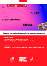 European integration discourse in the Albanian newspapers