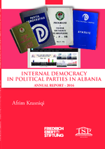 Internal democracy in political parties in Albania