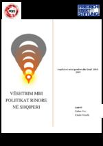 Vështrim mbi politikat rinore në shqipëri