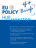 EU Policy Hub monitor