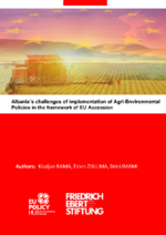 Albania's challenges of implementation of agri-environmental policies in the framework of EU accession