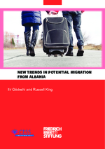 New trends in potential migration from Albania