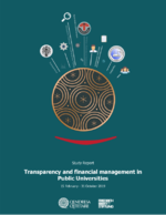 Transparency and financial management in public universities