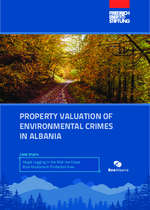 Property valuation of environmental crimes in Albania