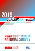 Albanian security barometer