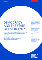 Democracy and the state of emergency