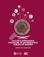 Analizë e shpenzimeve financiare të universiteteve publike në shqipëri