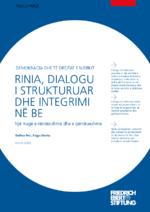 Rinia, dialogu i strukturuar dhe integrimi në BE