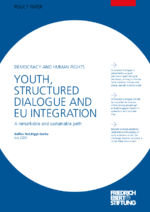 Youth, structured dialogue and EU integration