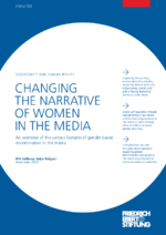 Changing the narrative of women in the media